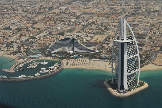 Edificio del Burb Al Arab Jumeirah