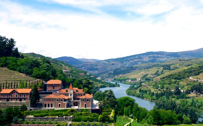 Hotel Six Seasons Douro Valley