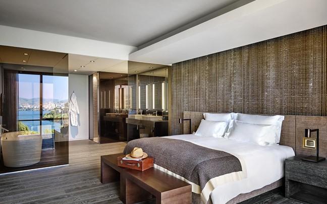 Habitación del Hotel Six Seasons Duoro Valley
