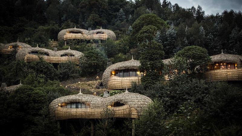 Ecolodge Ruanda