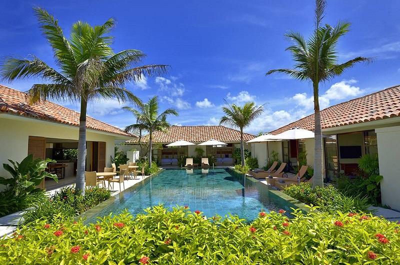 Villa presidencial Okinawa