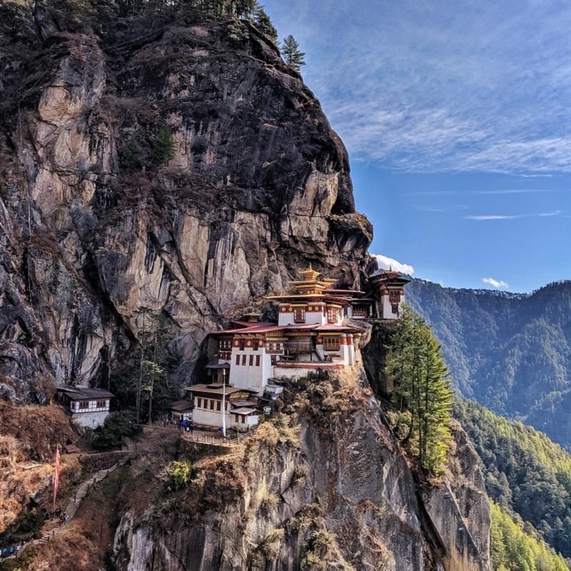 Palacio de Bután