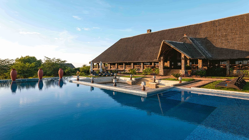 Piscina de Tanzania