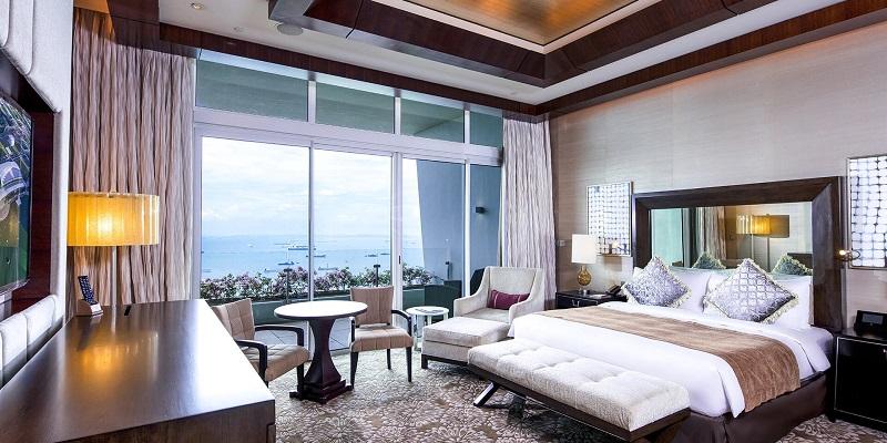 Suite del Marina Bay Sands