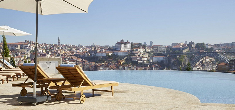 Piscina en Oporto