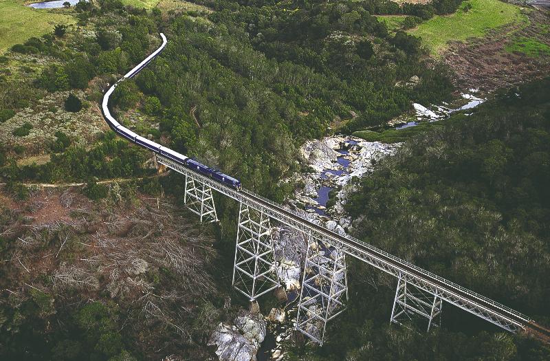 Tren puente