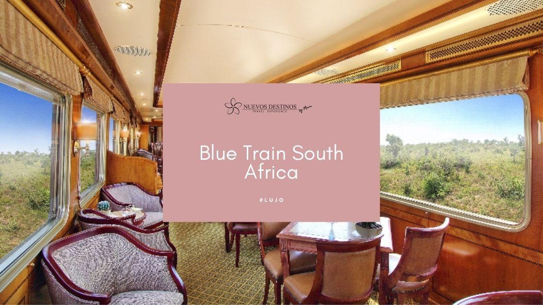 Portada entrada blog blue train south africa