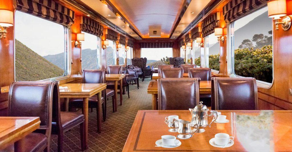 Restaurante del Blue Train