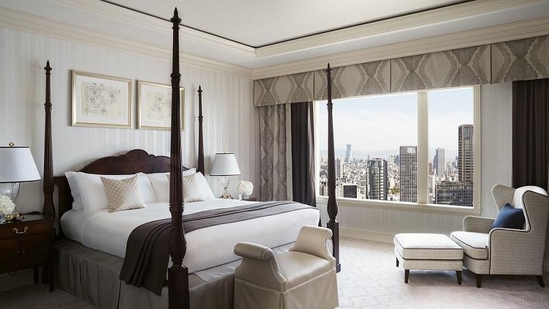 Habitación Ritz Carlton Osaka