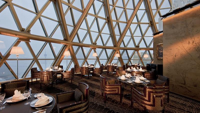 Restaurante Robuchon at Dome