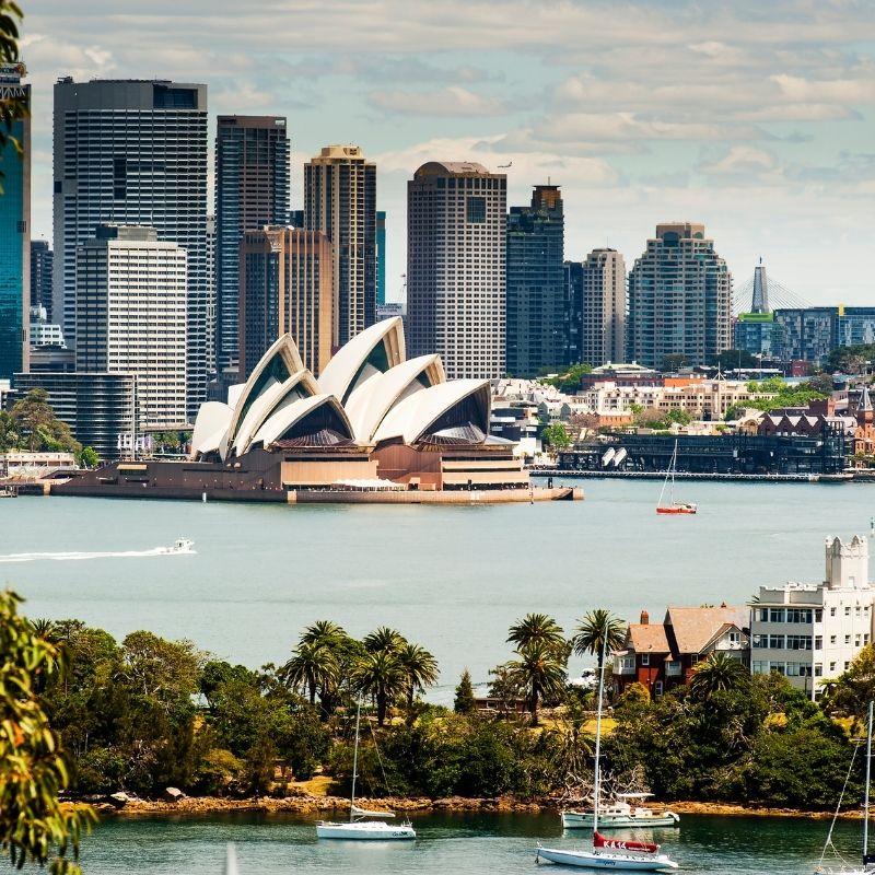 Miniatura Australia