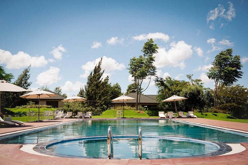 Piscina Acacia Farm Lodge