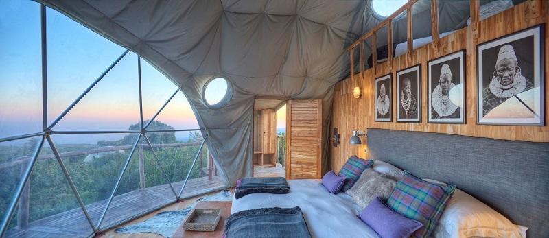 Dormitorio The Highlands