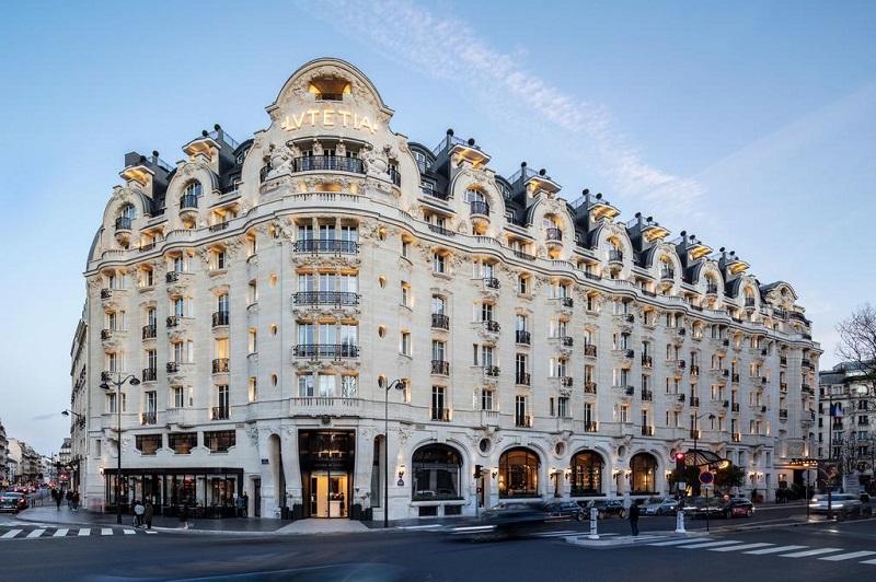 Hotel Lutetia en París