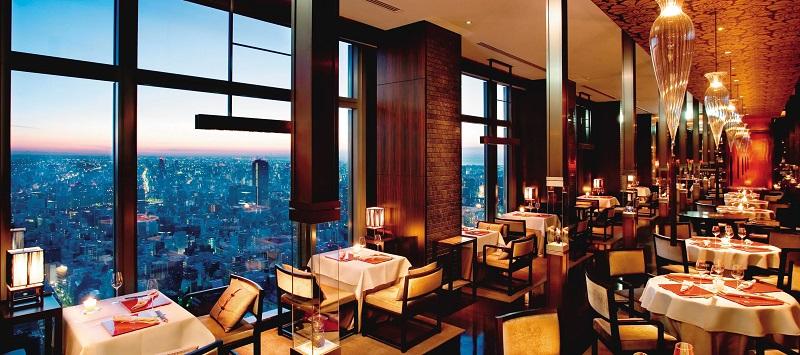 Restaurante Mandarin Oriental