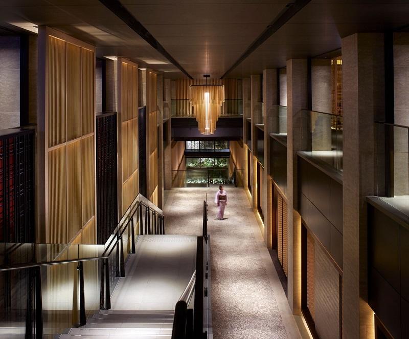 Lobby Ritz Carlton