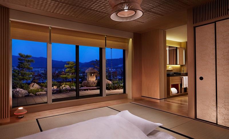 Vistas desde el Ritz Carlton