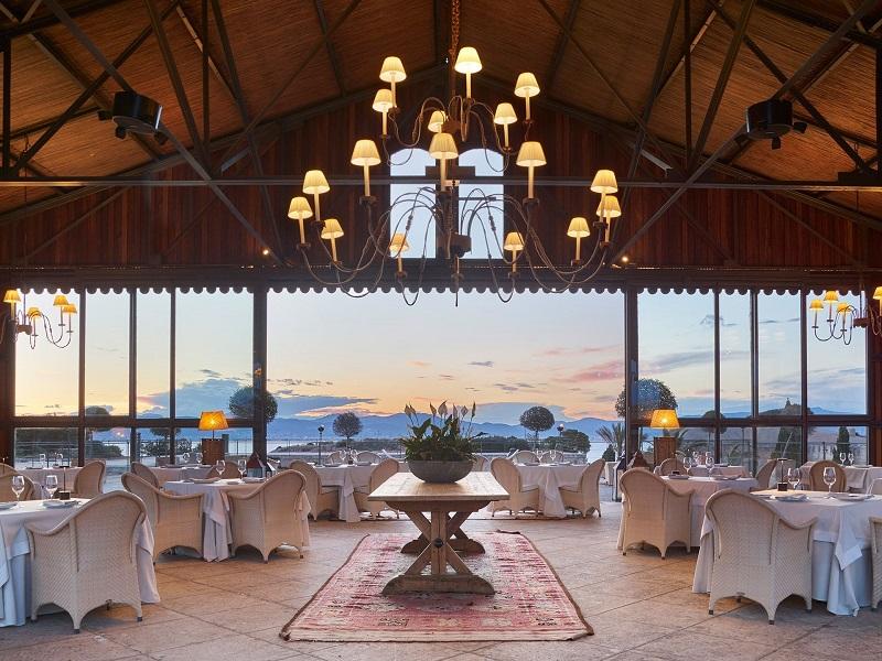 Restaurante Cap Rocat