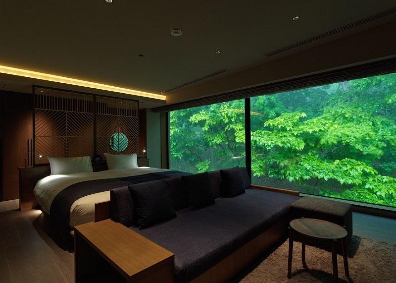 Habitación Lake Shikotsu