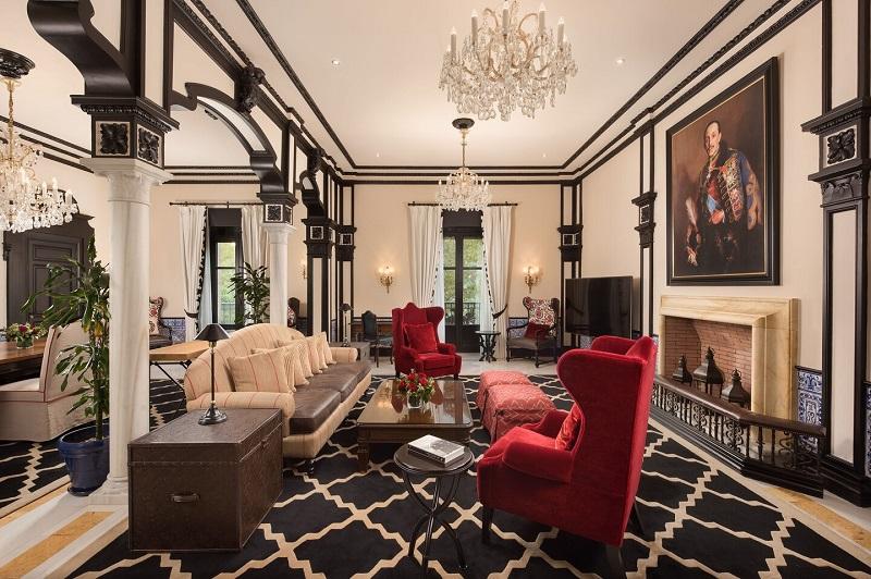 Salón Suite