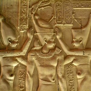 Egipto relieve templo