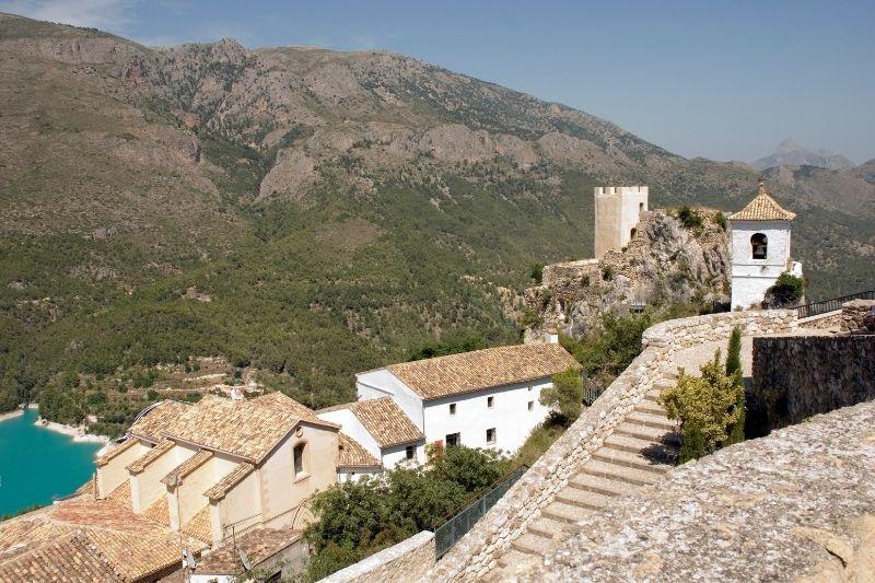 Valle de Guadalest