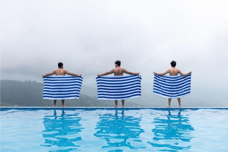 Dulikhel Nepal piscina