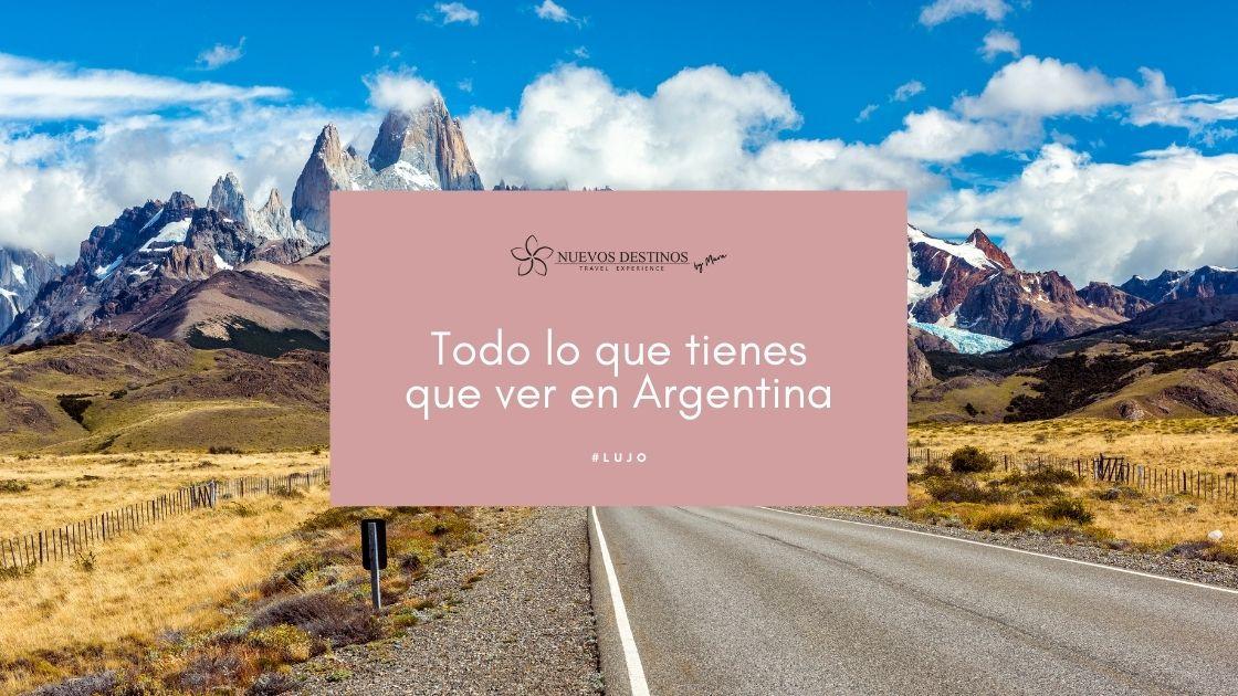 Que ver en Argentina
