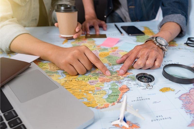 Planificar tu viaje