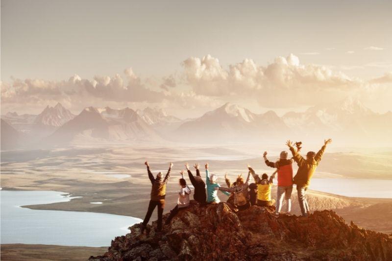 Viajes en grupos reducidos
