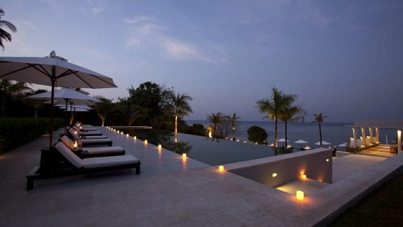 Piscina Lombok Lodge