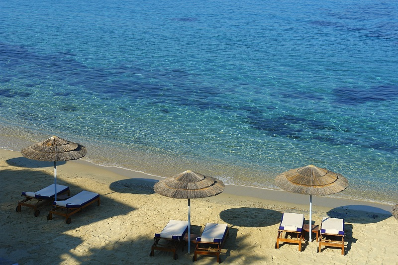 Playa Saint John Mykonos