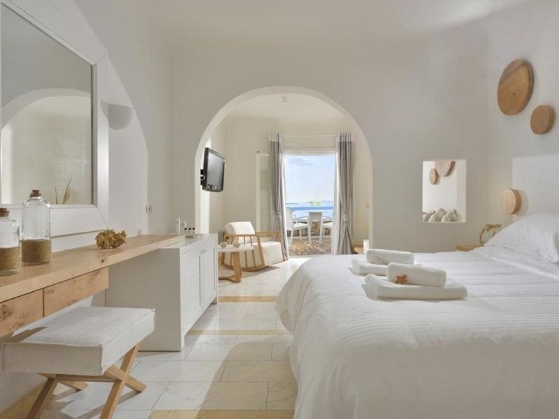 habitación saint John mykonos