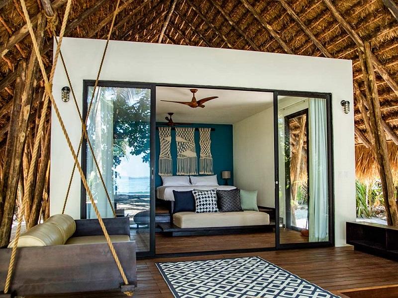 Habitación Isla Palenque
