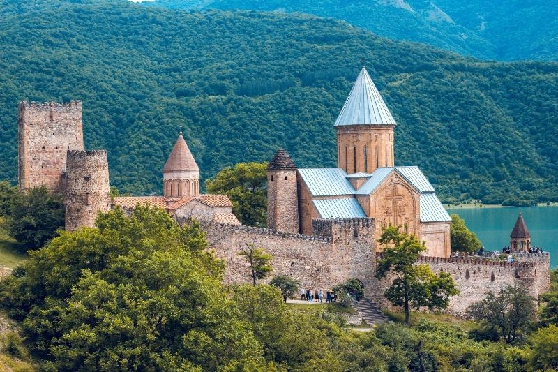 Castillo de Georgia
