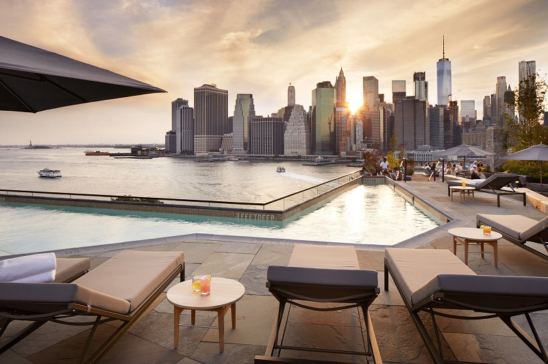 Piscina Hotel Brooklyn Bridge