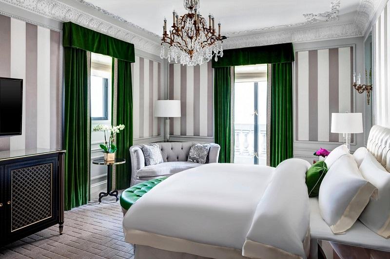 habitación suite St Regis
