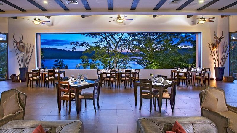 Comedor Hotel Las Lagunas